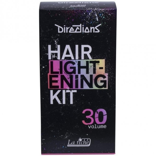 Directions-Hair Lightening Kit 30 Vol