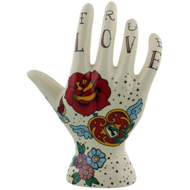 Something Different-True Love Palmistry Hand