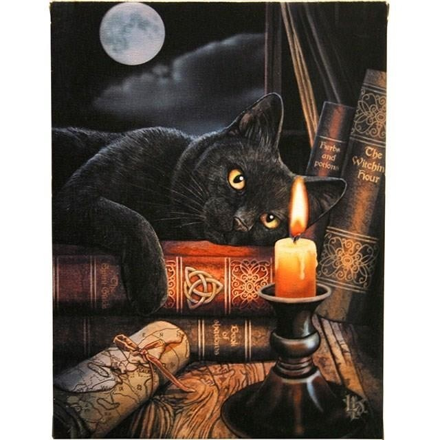 Lisa Parker-Witching Hour Canvas