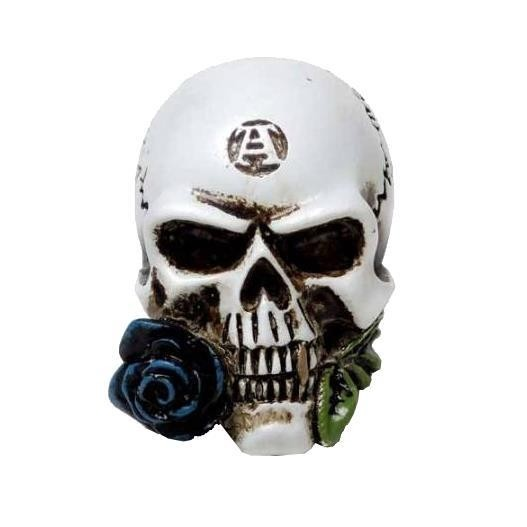 Alchemy Gothic-Alchemist Skull Mini Ornament