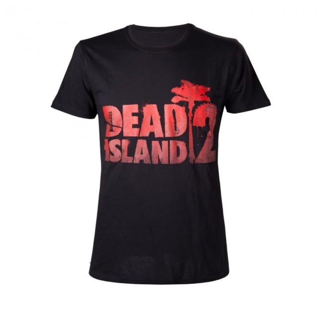 Phoenixx Rising-Dead Island Palm Tree T-shirt