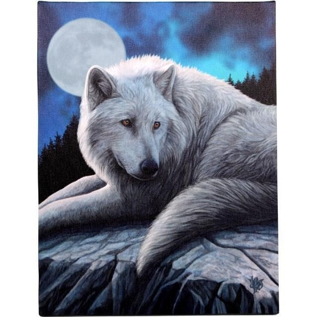 Lisa Parker-Guardian Of The North Canvas