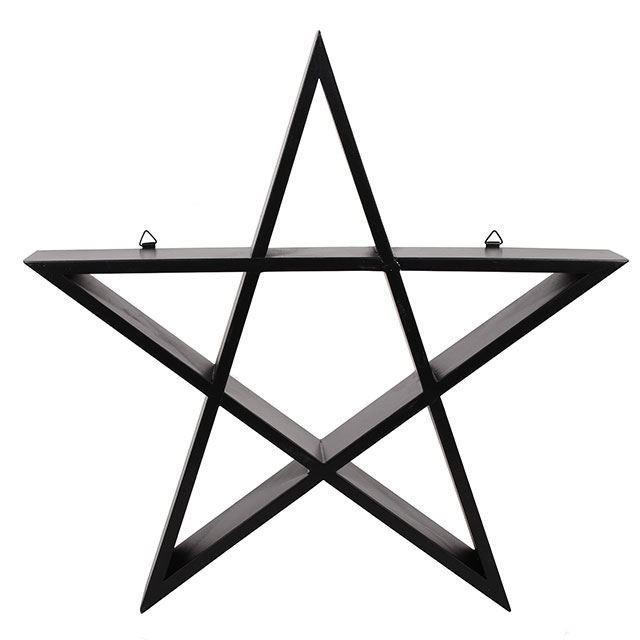Something Different-Pentagram Wall Art