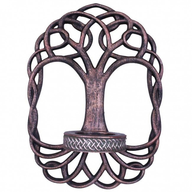 Nemesis Now-Tree of Life Candle Holder