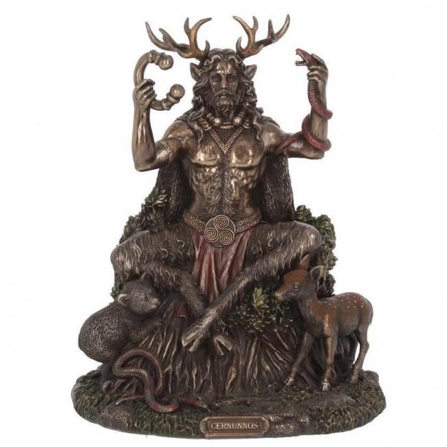Nemesis Now-Cernunnos and Animals Figurine
