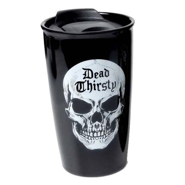 Alchemy Gothic-Dead Thirsty Travel Mug