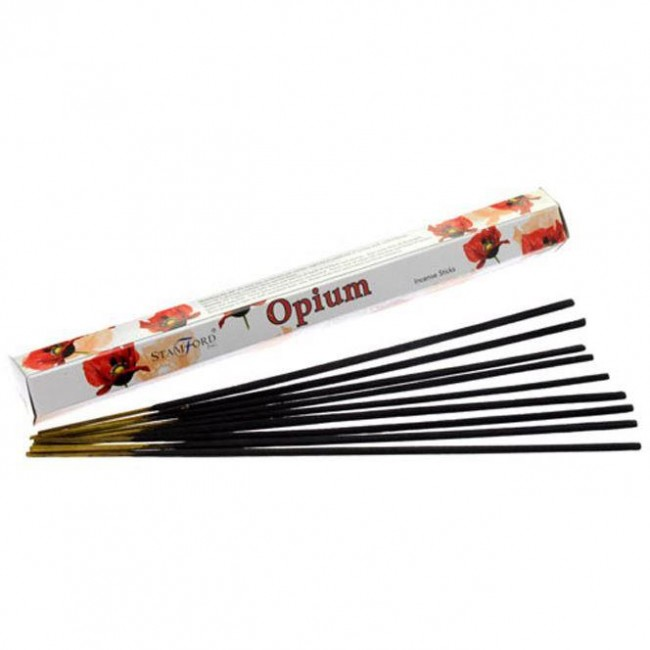 Stamford Incense-Opium Incense Sticks
