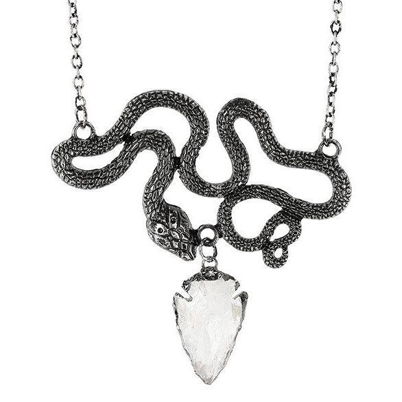 Restyle-Entwine Silver Necklace