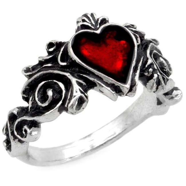 Alchemy Gothic-Betrothal Ring
