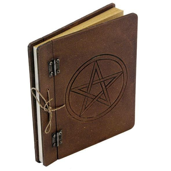 Crystal Magick-Wiccan Journal