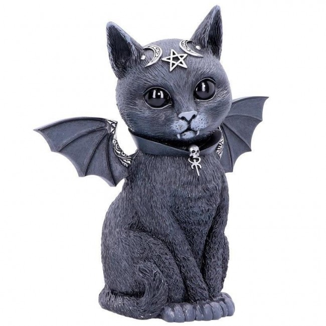 Nemesis Now-Malpuss Cat Figurine