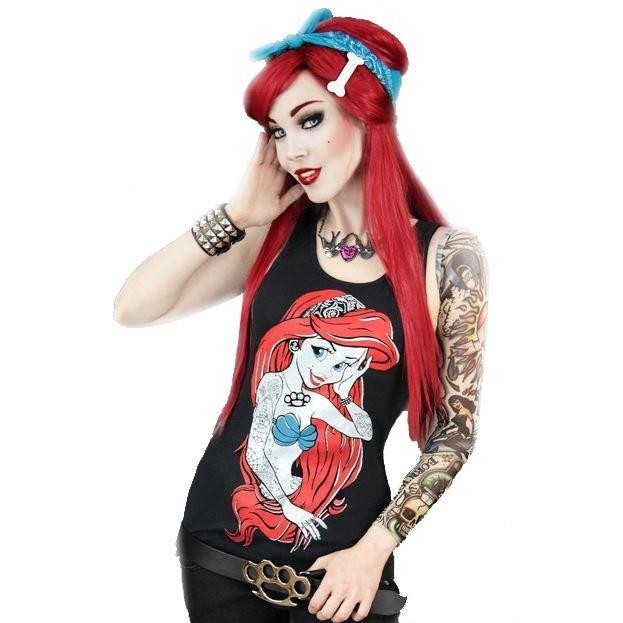 Restyle-Rebel Ariel Vest