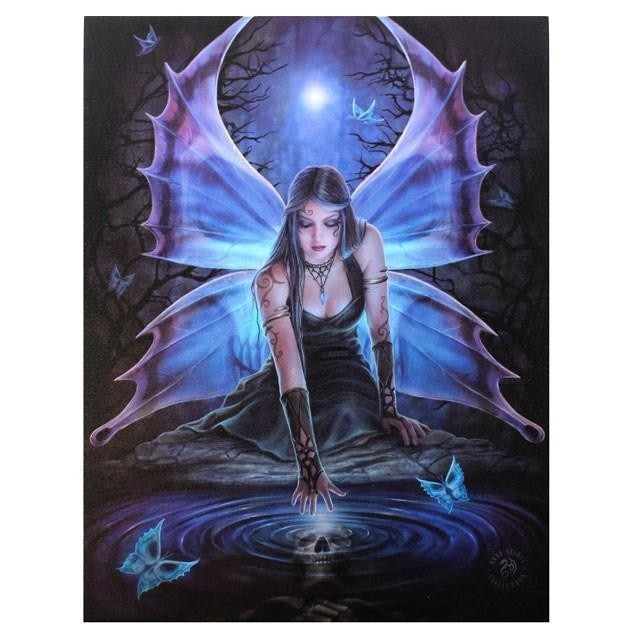 Anne Stokes-Immortal Flight Canvas