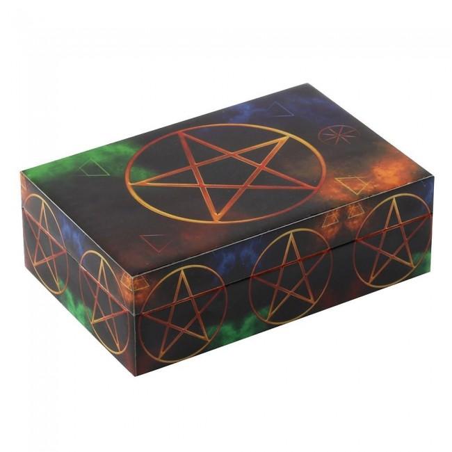 Phoenixx Rising-Elemental Pentacle Box