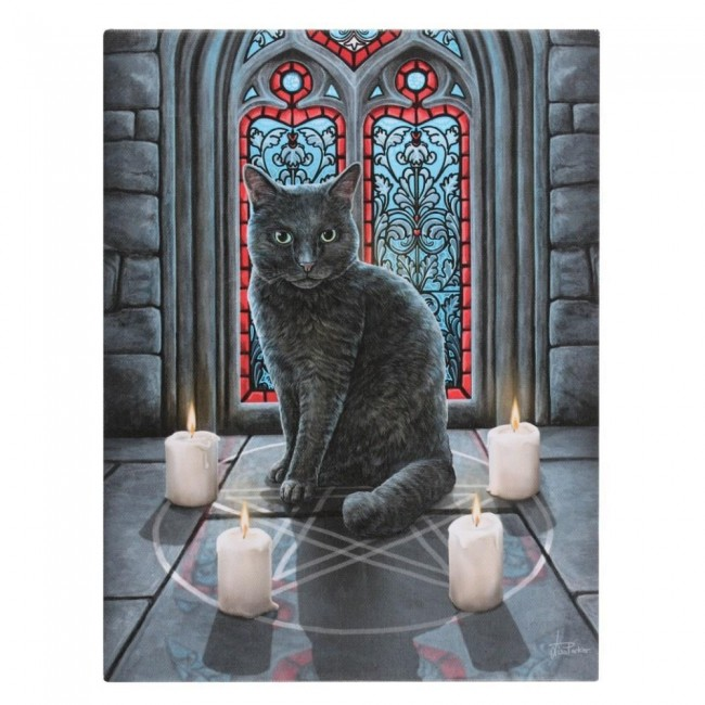 Lisa Parker-Sacred Circle Canvas