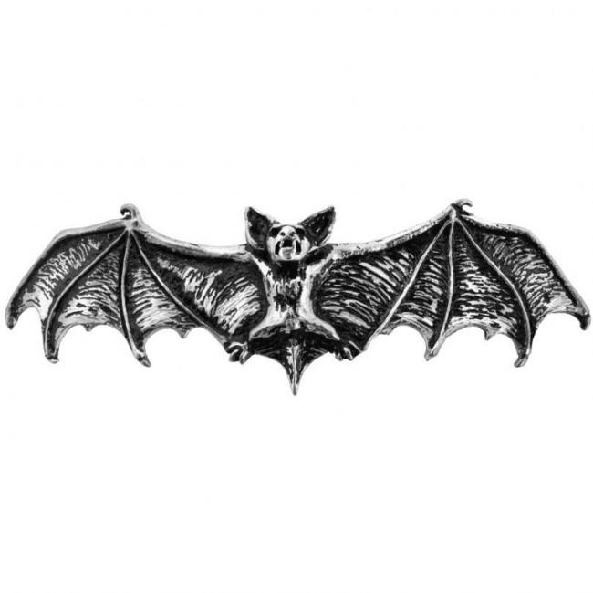 Alchemy Gothic-Darkling Bat Hair Clip