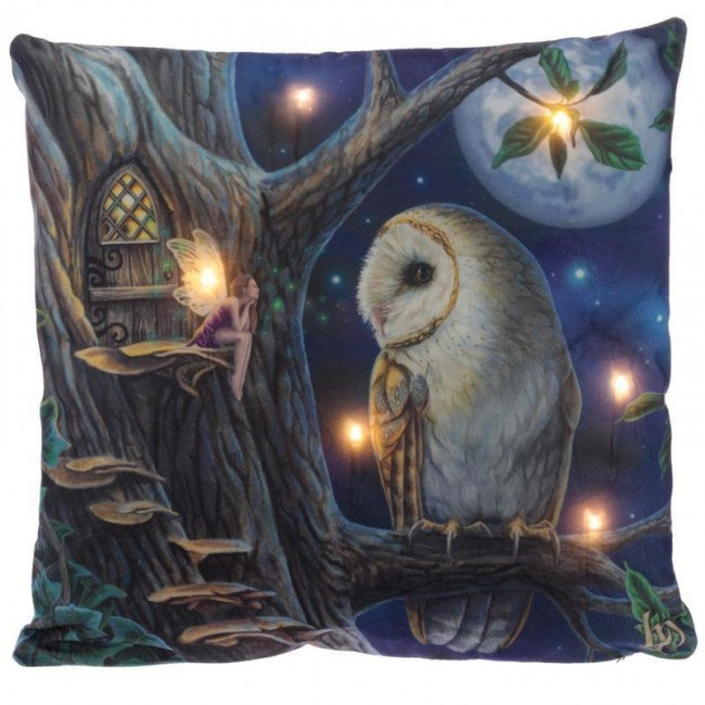 Lisa Parker-Fairy Tales LED Cushion