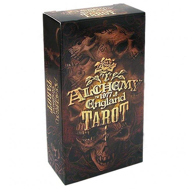 Alchemy Gothic-Tarot Cards