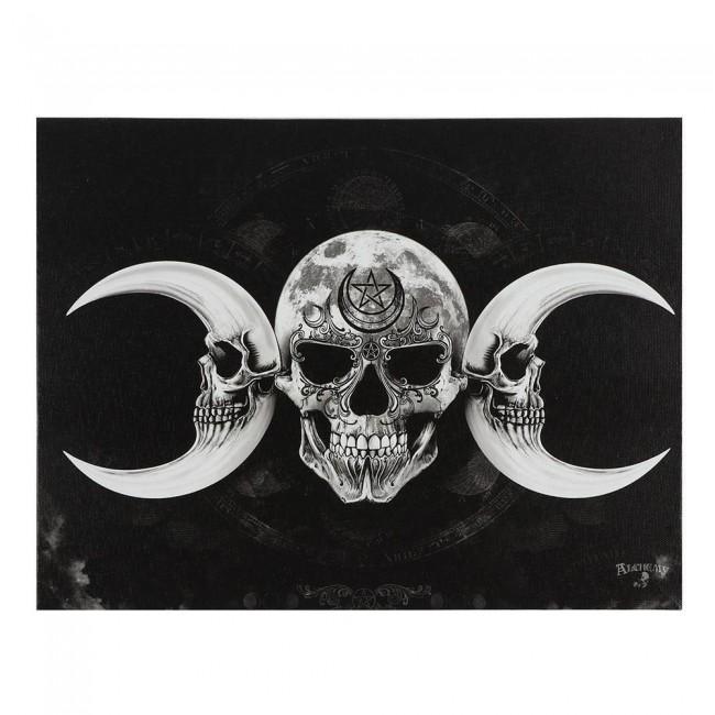 Alchemy Gothic-Dark Goddess Canvas
