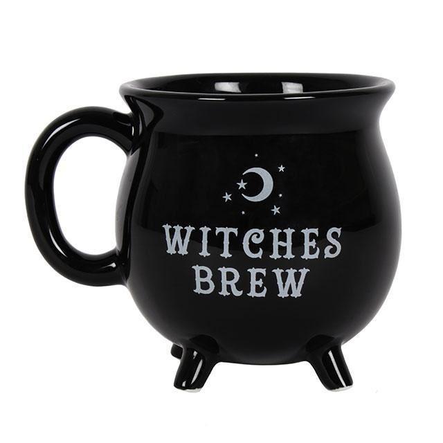 Phoenixx Rising-Witches Brew Cauldron Mug