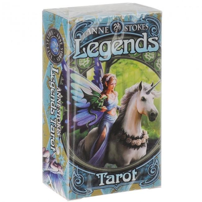 Anne Stokes-Legends Tarot Cards