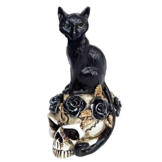 Alchemy Gothic-Grimalkins Ghost Mini Ornament