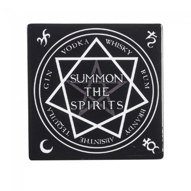 Alchemy Gothic-Summon the Spirits Coaster