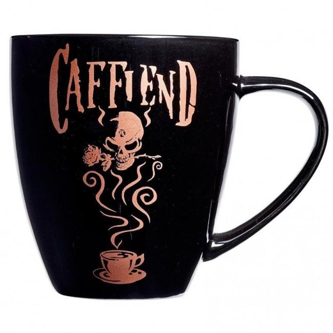 Alchemy Gothic-Caffiend Mug