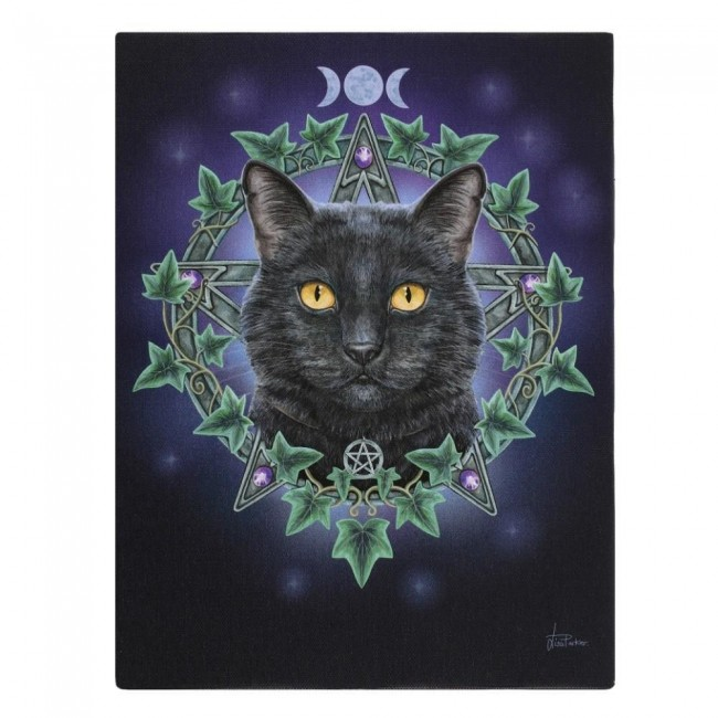 Lisa Parker-The Charmed One Canvas