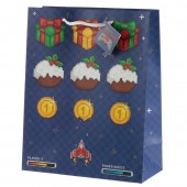 Game Over Christmas Gift Bag