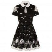 Spooky Woodland Dress