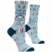 Fuck Off I'm Reading Socks