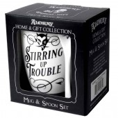 Stirring Up Trouble Mug Set