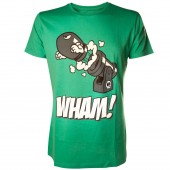 Super Mario Wham Bullet Bill T-shirt