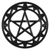 Pentagram Circular Wall Art