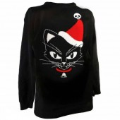 Christmas Cat Jumper
