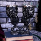 Familiar's Love Twin Goblet Set