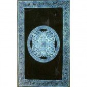 Celtic Mandala Single Bedspread