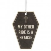 Other Ride Is A Hearse Air Freshener