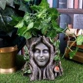 Oak Goddess Planter