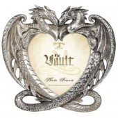 Dragon Heart Photo Frame