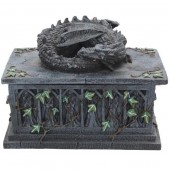 Dragon Tarot Card Box