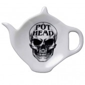 Pot Head Tea Spoon Rest