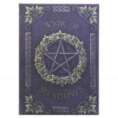 Ivy Pentagram Book of Shadows
