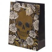 Skulls & Roses Large Gift Bag