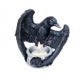 Raven's Ward Candle Holder
