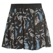 Swan Skeleton Skirt