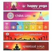 Yoga Collection Incense Gift Set