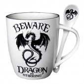 Dragon Is Stirring Mug Set