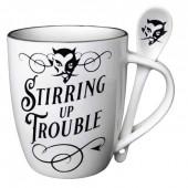 Stirring Up Trouble Mug Set